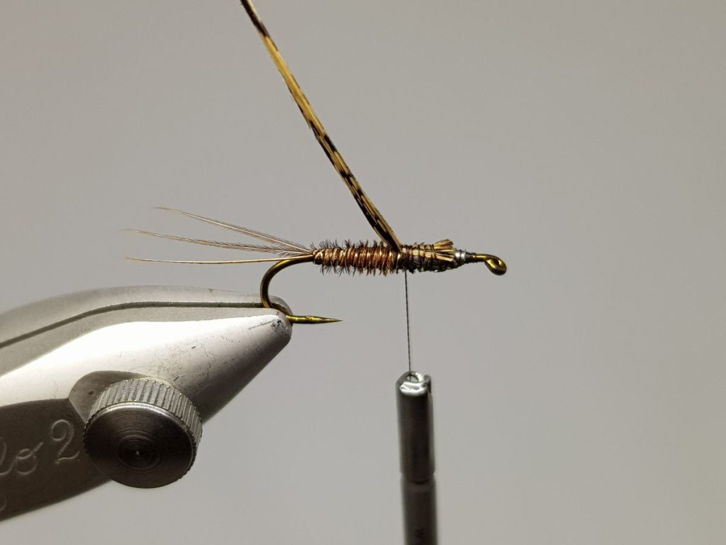 March Brown Nymph