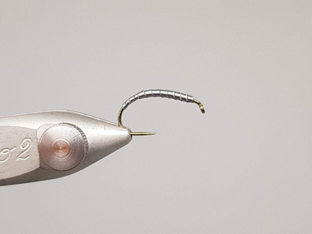 Hydropsyche-larva