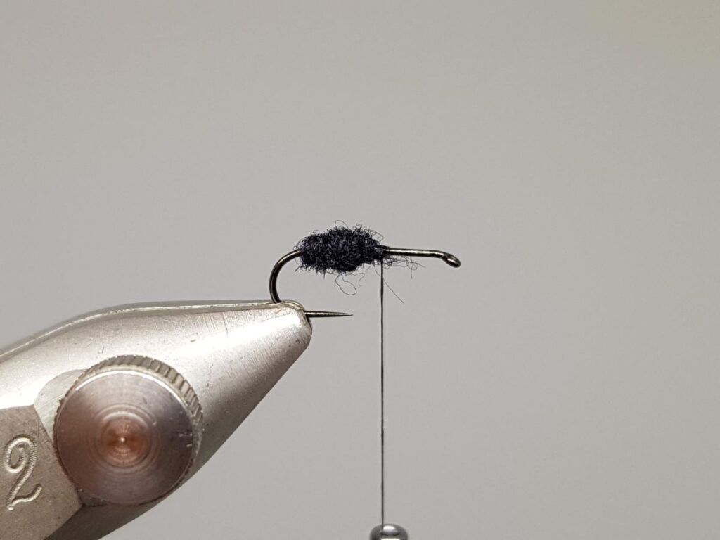 Mike's Black Ant